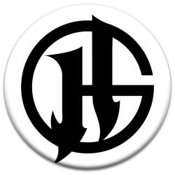 Placka HG symbol | černý